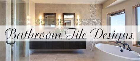 Bathroom Tile Designs Kitchen Bath Trends