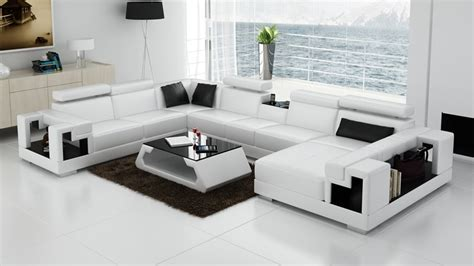 White Corner Sofa Bed 10 Luxury Leather Sofa Set Designs That Will Make You Excited Leather Sectional Sofa Leather