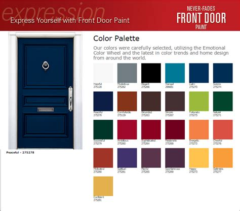 boost your curb appeal painting your front door one artsy
