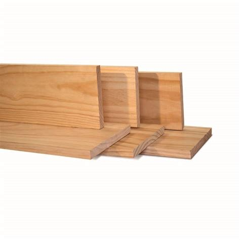 spruce pine pattern stock board clear pine fingerjoint s4s fl weekes forest products