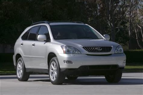 lexus models 2008 2008 lexus rx 350 review ratings specs prices and