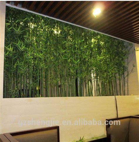 Lu Hias Tempel Dari Bambu 1 lxy071828 pagar bambu buatan hias tanaman hijau palsu murah pohon buatan id produk 1982269237