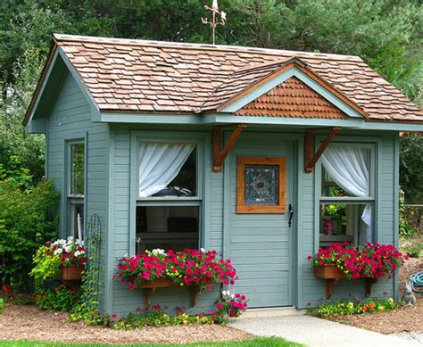 Small Potting Shed Ideas by Rustic Country Potting Shed Ideas For Home Outdoors