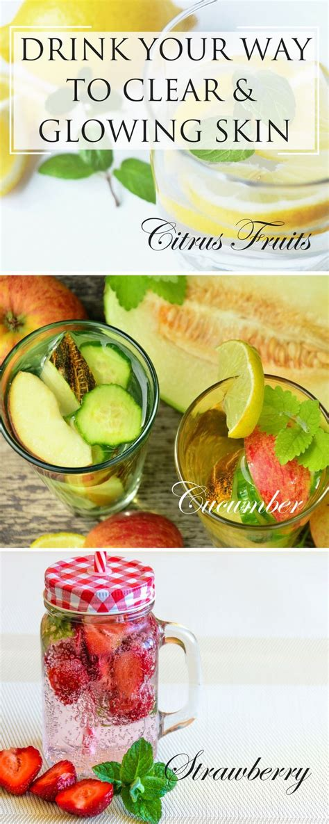 The Right Stuff Detox Drink by 139 Best Clear Skin Images On