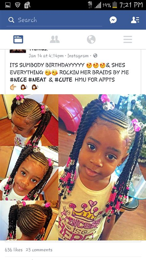 Hairstyles For Black Children With Hair by Black Children Hair Styles New Hairstyle Braids