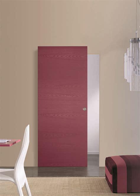 porta scorrevole porta scorrevole filo muro mu misura e personalizzabile