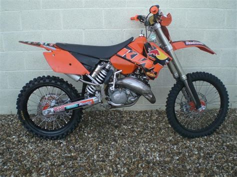 Ktm 125 Motocross Bike For Sale