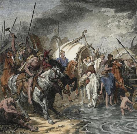 wann war das römische reich was die v 246 lkerwanderung mit heute verbindet welt