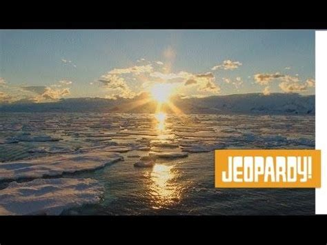 Jeopardy Com Sweepstakes - explore the world sweepstakes antarctica jeopardy youtube
