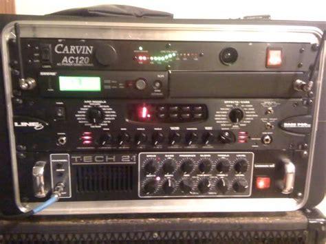 Bass Rack Compressor by Fs Ft Line 6 Bass Pod Pro Rackmount Talkbass