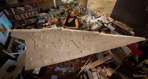 Hero Building A Star Destroyer As Big As A Room   Kotaku