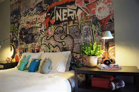 graffiti bedroom wall teenage boys room graffiti interiors pinterest