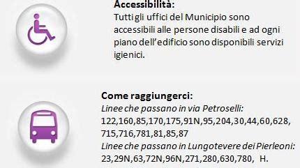 ufficio anagrafe roma via petroselli roma capitale sito istituzionale