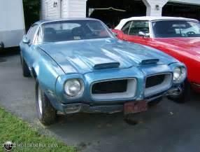 1971 Pontiac Firebird 1971 Pontiac Firebird Esprit Id 20267