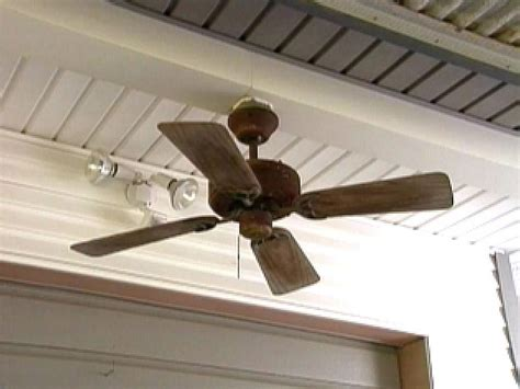 porch ceiling fans outdoor ceiling fan hgtv