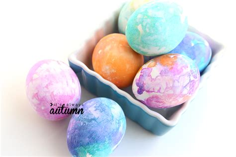 beautiful easter eggs tissue paper easter eggs so easy it s always autumn