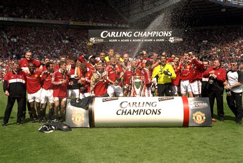 epl winners since 2000 1999 00 season review record win for man utd