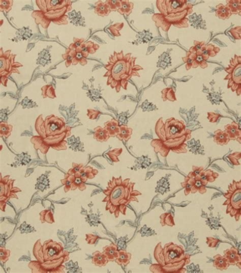 joann fabric printable application home decor print fabric french general catalog rose at