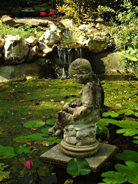 incredible pond statues outdoorthemecom