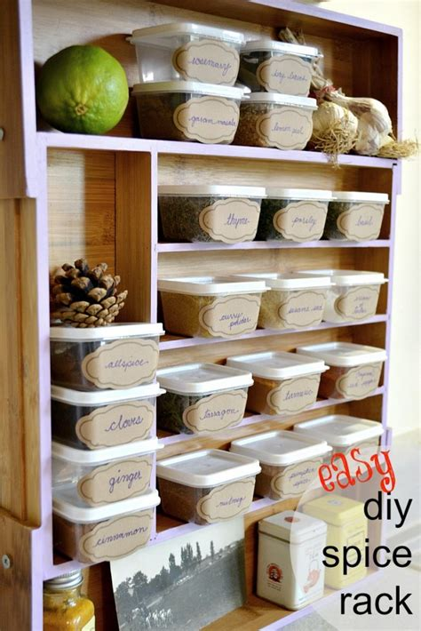 Spice Rack Diy by Diy Spice Rack