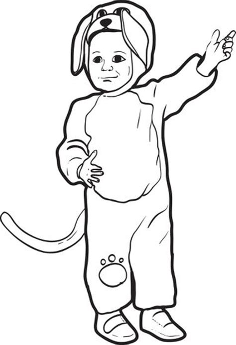 halloween puppy coloring page free printable puppy dog halloween costume coloring page