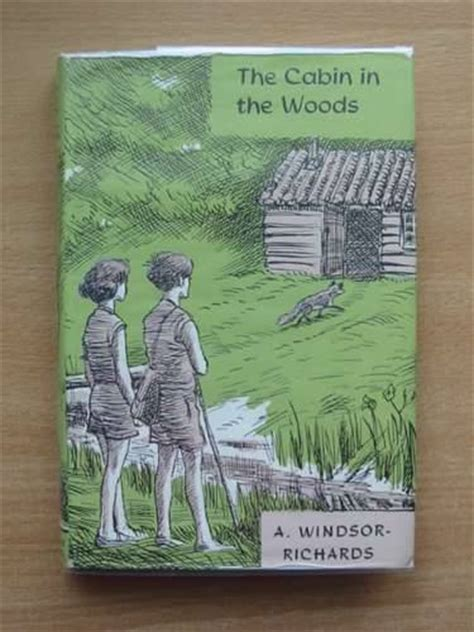 Cabin In The Woods Book The Cabin In The Woods Written By Richards A