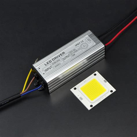 Led Driver 1 Watt ip67 led driver power supply watt 20w 30w 50w integrated led chips l for led