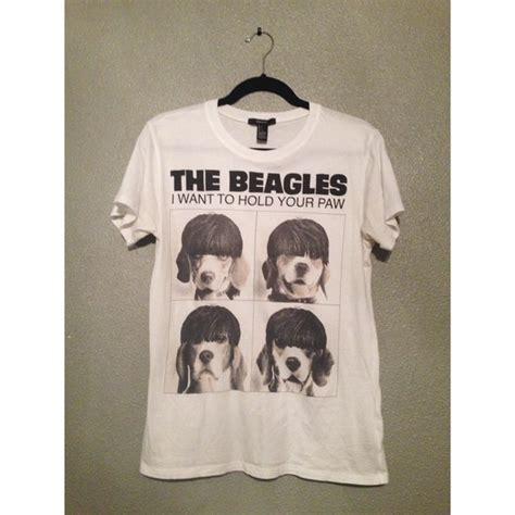 T Shirt The Beatles 04 forever 21 tops the beagles the beatles tshirt poshmark