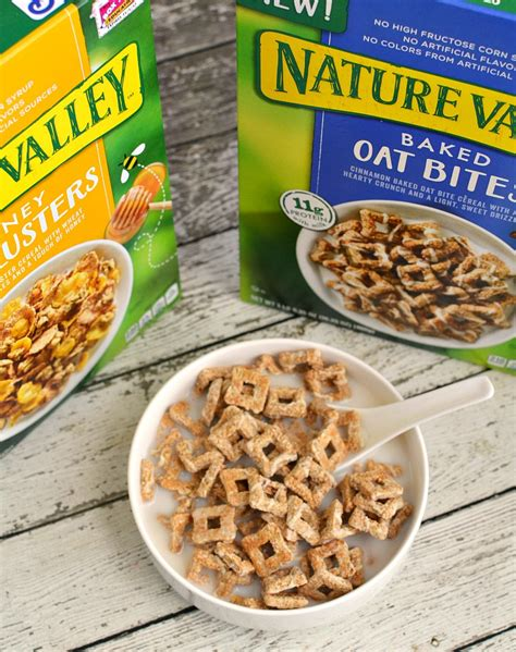 48g whole grains nature valley cereals