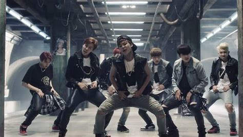 bts mv bts drop second epic mv teaser for danger allkpop com