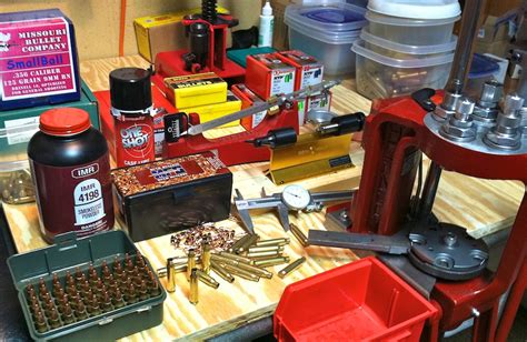 ammo reloading bench 7 deadly sins of concealed carry using wrong ammo