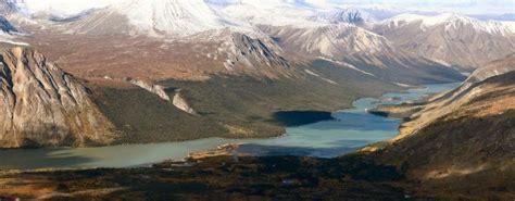 The Yukon chilkoot trail and canoeing the yukon
