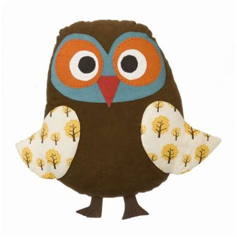 Owl Pillow For by Owl Pillow For Ferm Living Owl Pillows For