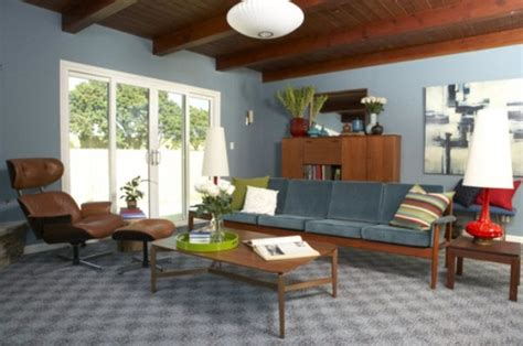 mid century living rooms 79 stylish mid century living room design ideas digsdigs