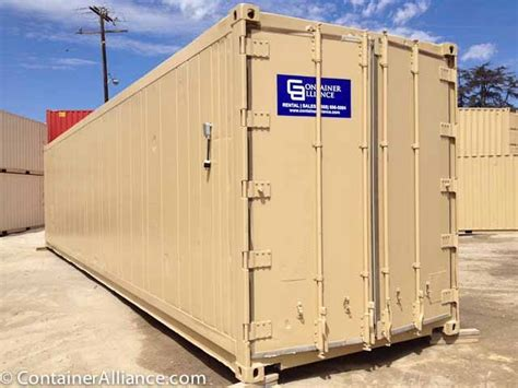 insulated storage container insulated shipping containers 40 foot containers