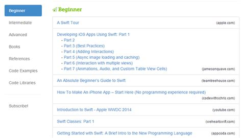 whatsapp swift tutorial the best places to learn swift apple s programming language