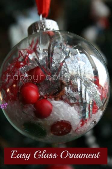 clear ornament decorating ideas preschool decorated clear glass balls happy hooligans