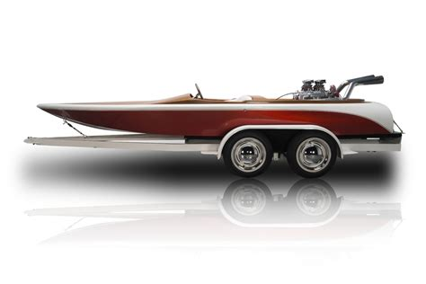 hallett boats for sale by owner 1964 hallett barron flat bottom with 440ci v8 and trailer