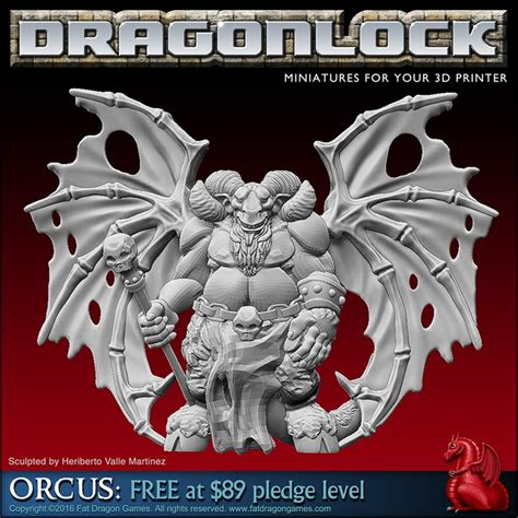 printable heroes orcus last days of fat dragon s dragonlock 2 kickstarter approaching