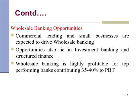 Structured Finance Letter Of Credit Retail Wholesale Banking Done