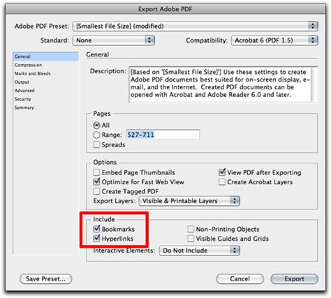 creating hyperlinks indesign adobe indesign adding bookmarks for adobe acrobat rocky