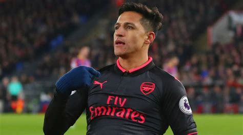 alexis sanchez not nominated wenger not fearful of january exit for sanchez fourfourtwo
