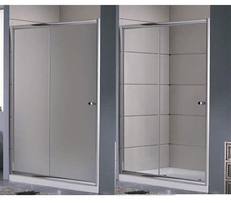 porte in vetro per doccia porta doccia a nicchia anta scorrevole in vetro