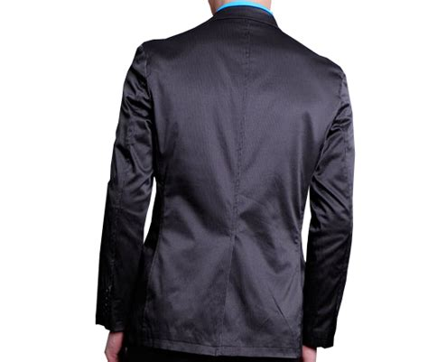 pattern shirt with pinstripe pants luster black satin style mens blazer with pinstripe pattern