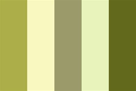 what color is citron citron color palette