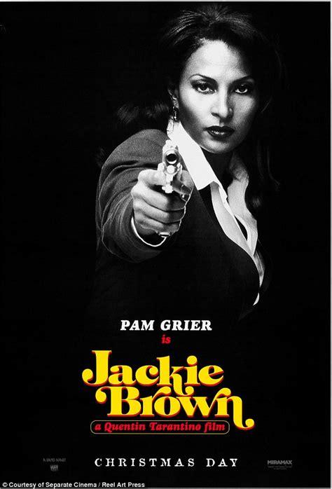 quentin tarantino film jackie brown separate cinema film posters celebrates fascinating