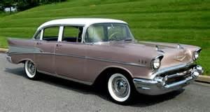 1957 chevrolet bel air 2 4 door sedan