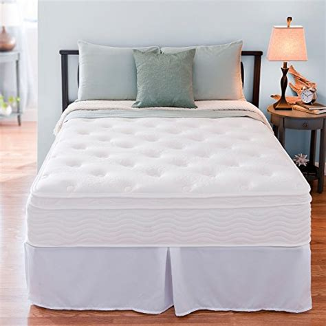 Springtime Mattress Reviews by Therapy Icoil 174 12 Inch Box Top Mattress