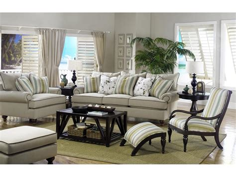 Paula Deen Sectional Sofas Paula Deen By Craftmaster Living Room Three Cushion Sofa P711750bd Craftmaster Hiddenite Nc