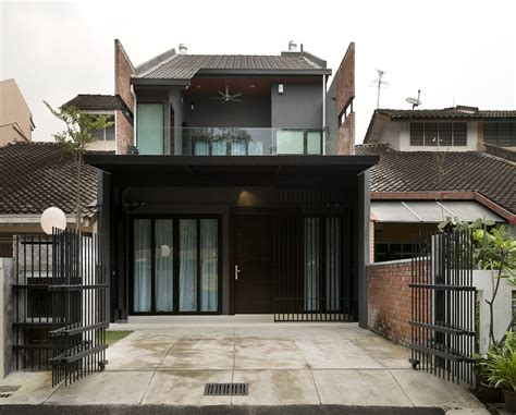 terrace house renovation surreal reconstruction of 23 terrace by drtan lm architect
